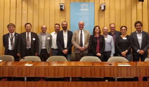 The conference held at Unesco in Paris from 16 to 19 September