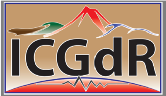 Logo of ICGdR - International Consortium on Geo-disaster Reduction