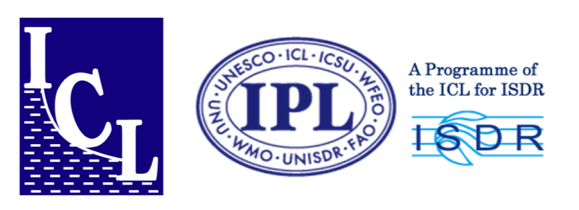 Logo of ICL - International Consortium on Landslides
