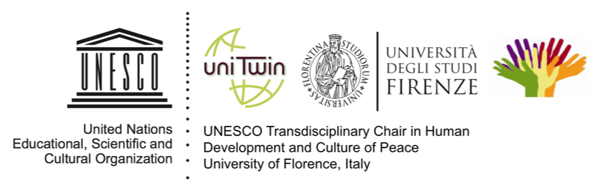 Logo of UNESCO Transdisciplinary Chair in Human Development and Culture of Peace